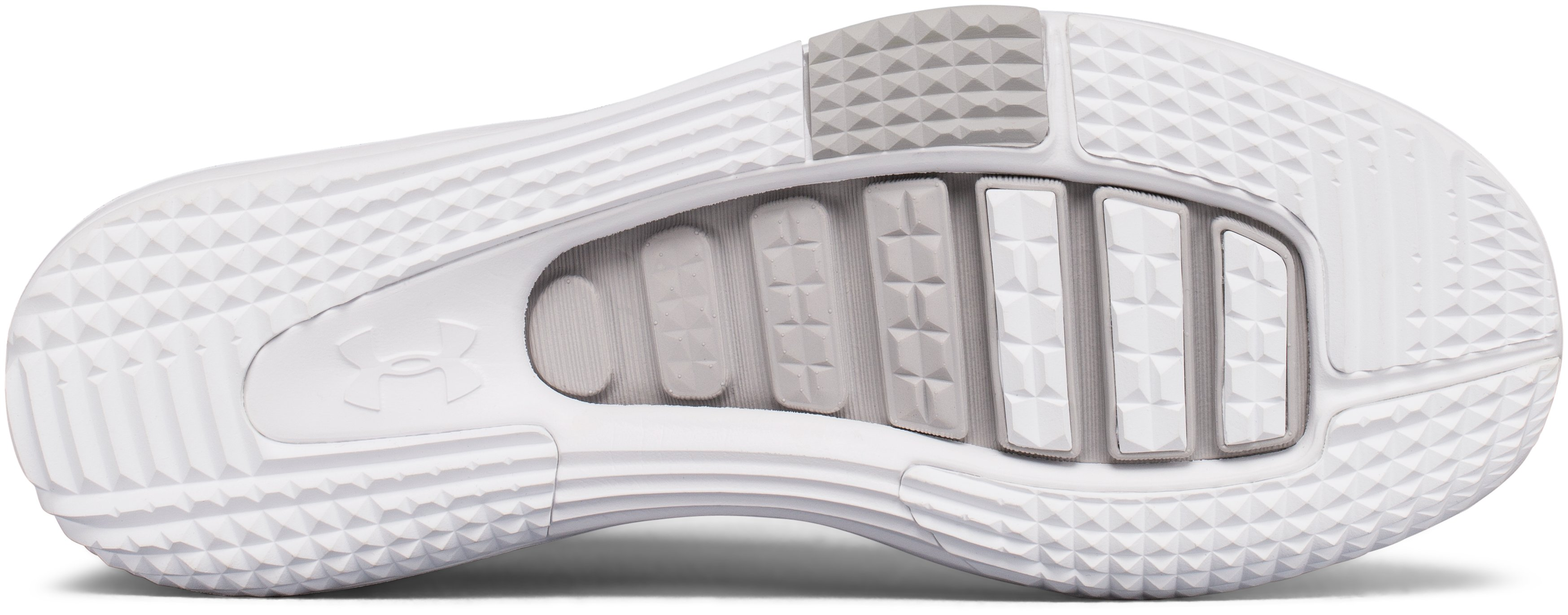 Men's UA SpeedForm® AMP 2.0 Training Shoes, White,