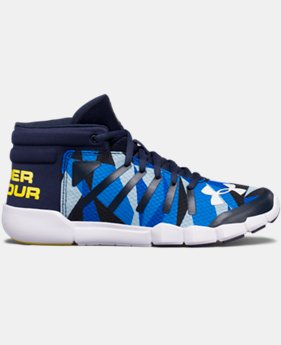 Boys' Grade School UA X Level Destroyer Running Shoes  1 Color $55.99 to $56.99