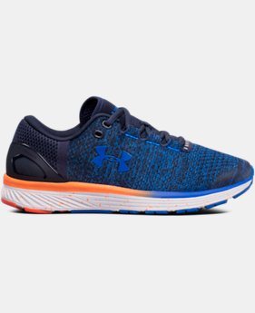 Boys' Grade School UA Charged Bandit 3 Running Shoes  1  Color Available $89.99