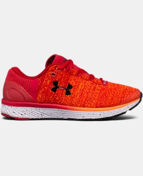 Boys' Grade School UA Charged Bandit 3 Running Shoes  1 Color $44.99