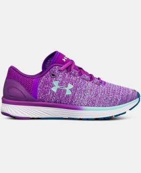 Girls' Grade School UA Charged Bandit 3 Running Shoes  1  Color Available $74.99