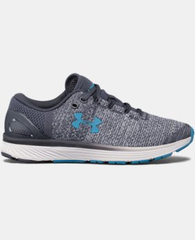 New Arrival Girls' Grade School UA Charged Bandit 3 Running Shoes  1 Color $59.99