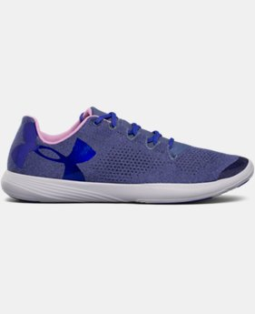 Girls' Grade School UA Street Precision Low Warmth Lifestyle Shoes  1 Color $79.99