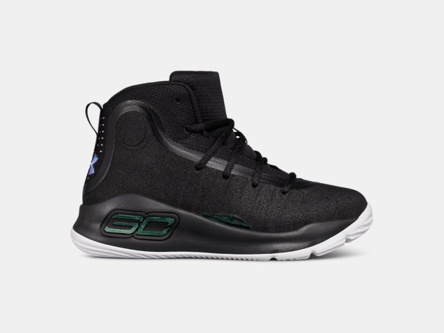 449966b5e4fe Pre-School UA Curry 4 Mid Basketball Shoes