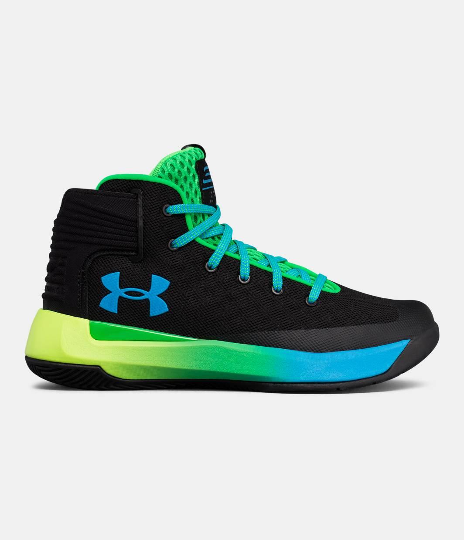 Boys Grade School Under Armour Curry  Basketball Shoes