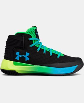 Boys' Grade School UA Curry 3ZER0 Basketball Shoes   $79.99