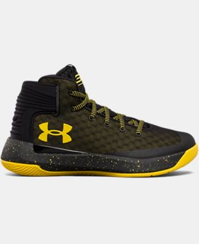 Boys' Grade School UA Curry 3ZER0 Basketball Shoes  1 Color $69.99