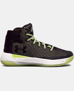 Boys' Grade School UA Curry 3ZER0 Basketball Shoes  1 Color $56.24 to $99.99