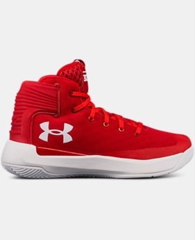 Boys' Grade School UA Curry 3ZER0 Basketball Shoes  1 Color $79.99