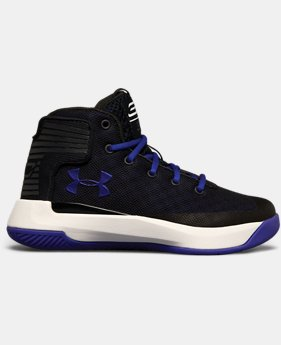 Boys' Pre-School UA Curry 3ZER0 Basketball Shoes  9 Colors $59.99