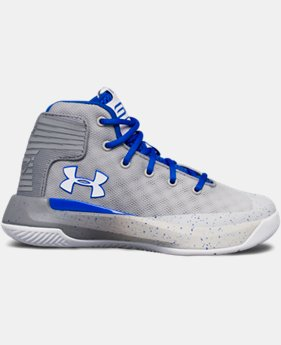 Boys' Pre-School UA Curry 3ZER0 Basketball Shoes  1 Color $52.49