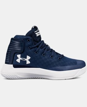 Boys' Pre-School UA Curry 3ZER0 Basketball Shoes  1 Color $59.99