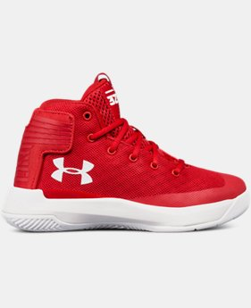 Boys' Pre-School UA Curry 3ZER0 Basketball Shoes  1 Color $44.99 to $59.99