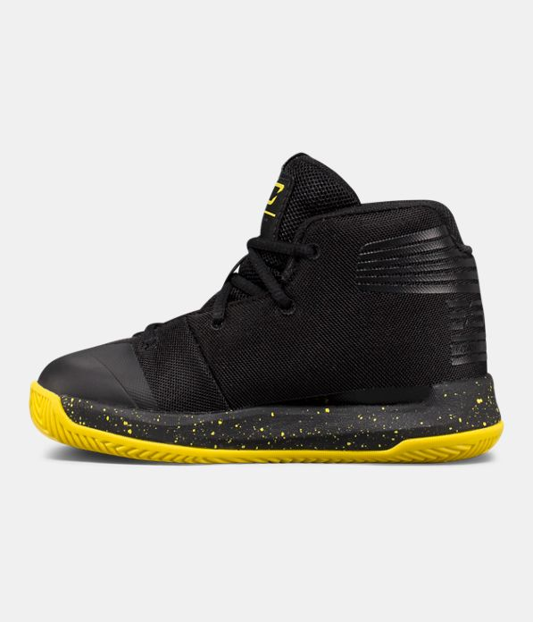 Kids Infant Ua Curry 3zer0 Basketball Shoes Under Armour Us