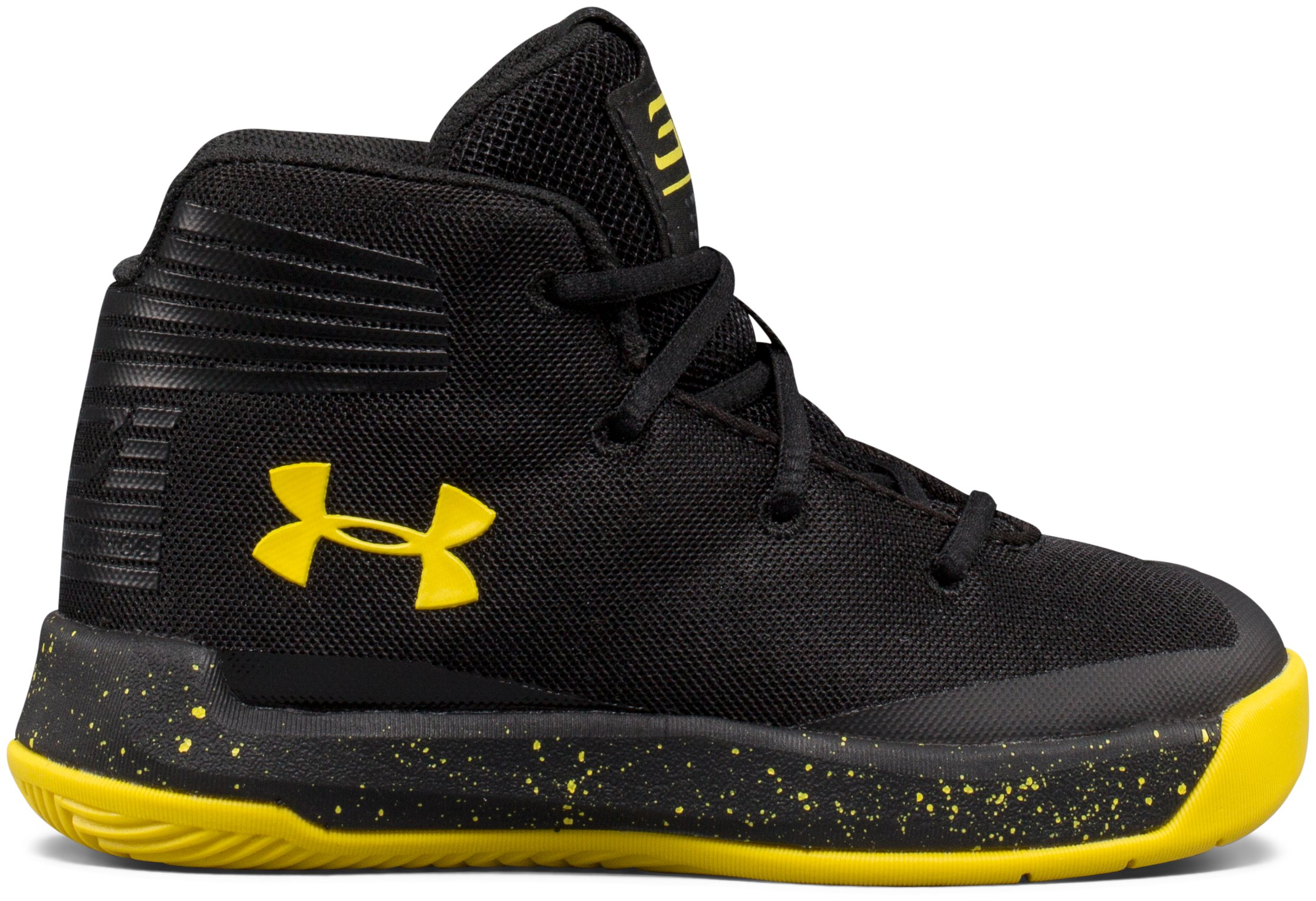 Kids Infant UA Curry 3ZER0 Basketball Shoes