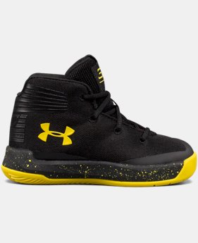 Kids' Infant UA Curry 3ZER0 Basketball Shoes  1 Color $34.99 to $39.99
