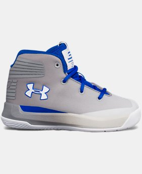 Kids' Infant UA Curry 3ZER0 Basketball Shoes  3 Colors $26.24 to $29.99
