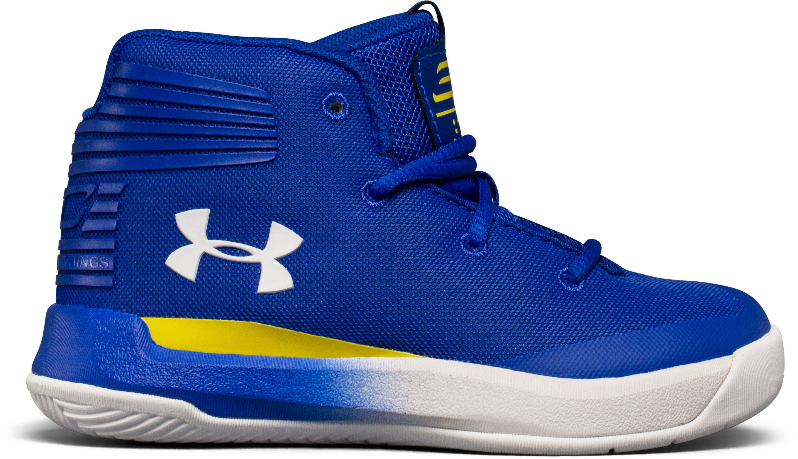 Kids' Infant UA Curry 3ZER0 Basketball Shoes, TEAM ROYAL