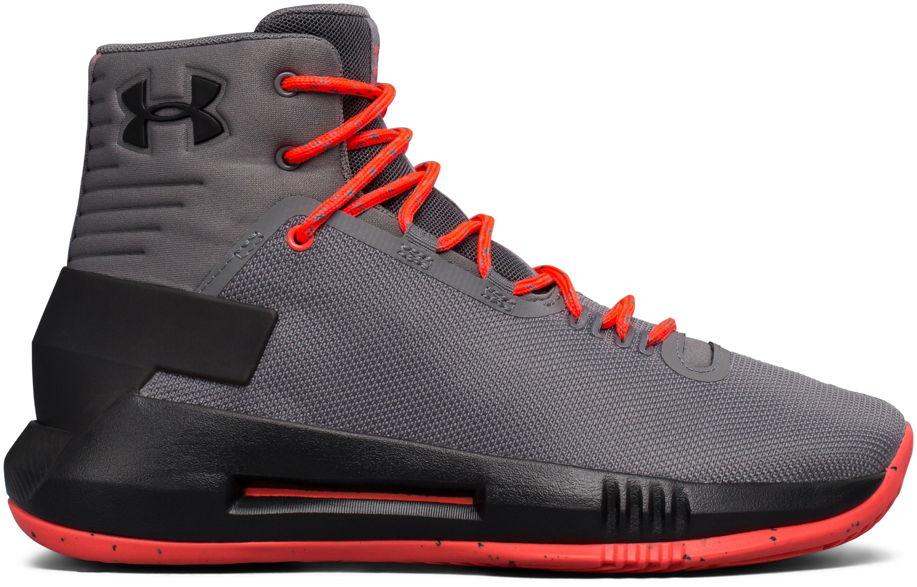 Boys' Grade School UA Drive 4 Basketball Shoes 5 Colors $59.99