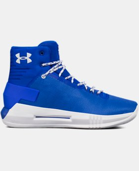 Boys' Grade School UA Drive 4 Basketball Shoes  5 Colors $119.99