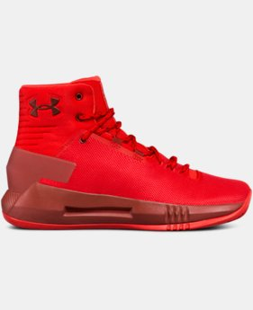 Boys' Grade School UA Drive 4 Basketball Shoes  1  Color Available $79.99