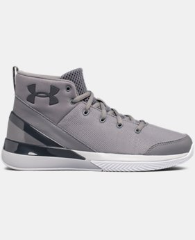 Boys' Grade School UA X Level Ninja Basketball Shoes  4 Colors $89.99