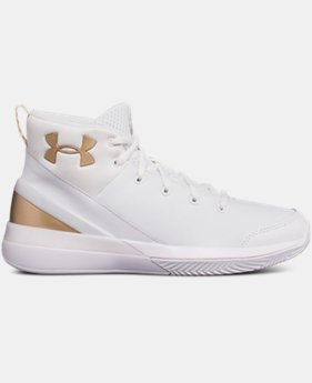 Boys' Grade School UA X Level Ninja Basketball Shoes  1  Color Available $56.24