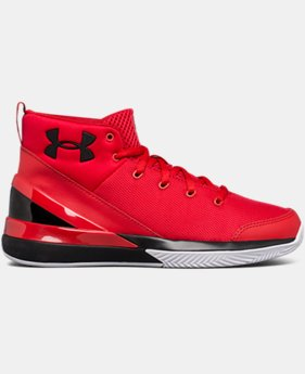 New Arrival Boys' Grade School UA X Level Ninja Basketball Shoes  1 Color $74.99