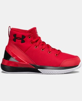 Boys' Pre-School UA X Level Ninja Basketball Shoes  3 Colors $79.99