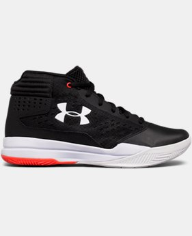 Boys' Grade School UA Jet 2017 Basketball Shoes  2 Colors $64.99