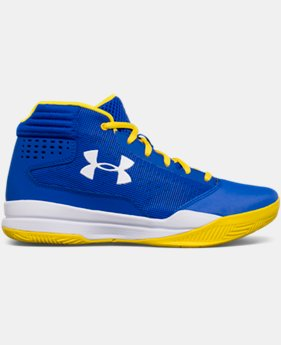 Boys' Grade School UA Jet 2017 Basketball Shoes  3 Colors $54.99