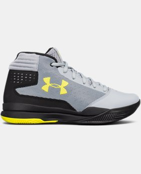 Boys' Grade School UA Jet 2017 Basketball Shoes  2 Colors $54.99