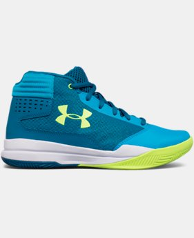 Girls' Grade School UA Jet 2017 Basketball Shoes  2 Colors $64.99