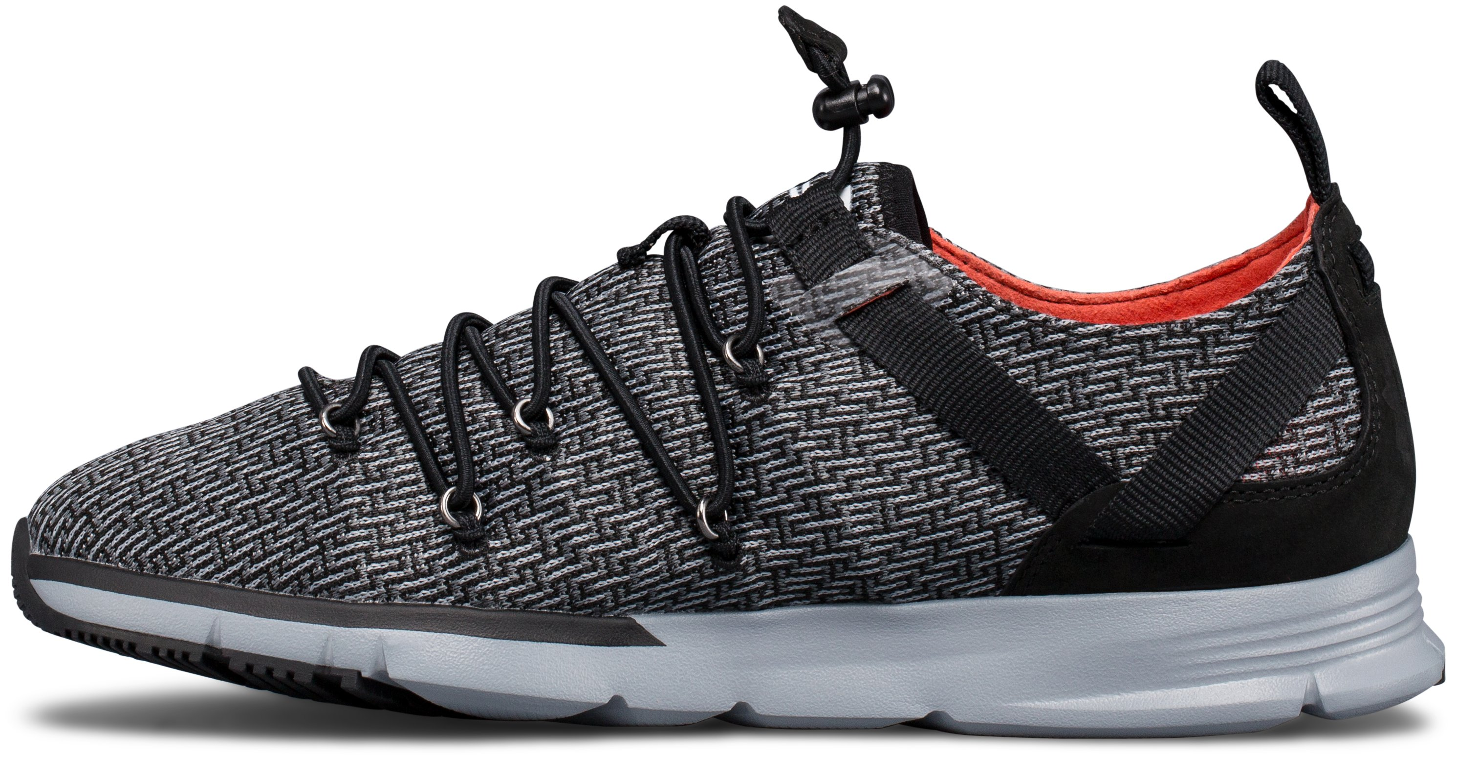 Women's UA Charged All-Around Speedknit Lifestyle Shoes, Graphite,