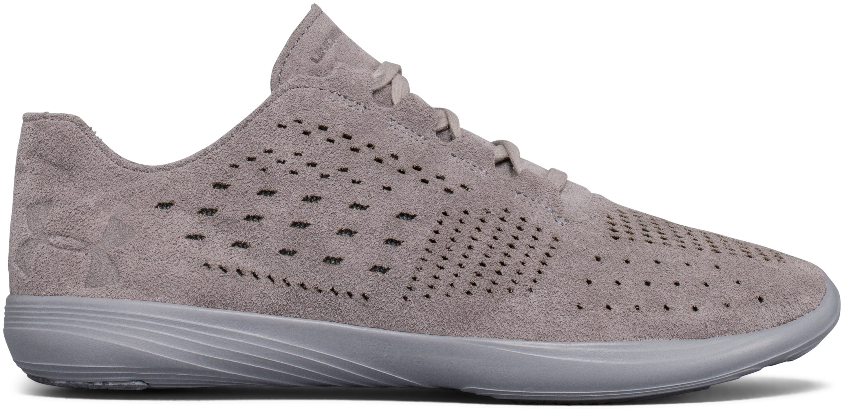 Women's UA Street Precision Low Lux Sportstyle Shoes, Steel