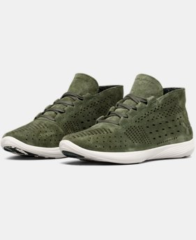 Women's UA Street Precision Mid Lux Lifestyle Shoes  1 Color $109.99
