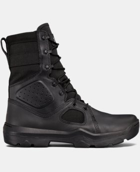 Men's UA FNP Zip Tactical Boots   $154.99