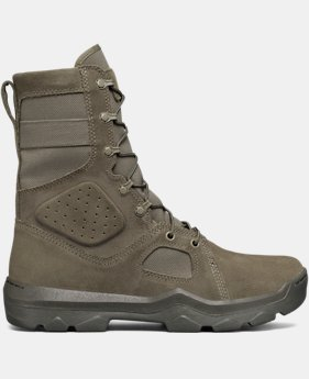 Men's UA FNP Zip Tactical Boots  1 Color $116.24