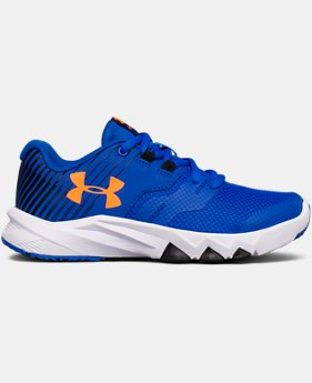 New Arrival Boys' Pre-School UA Primed 2 Running Shoes  2 Colors $57.99