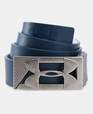 Men's UA Reversible PU Leather Golf Belt