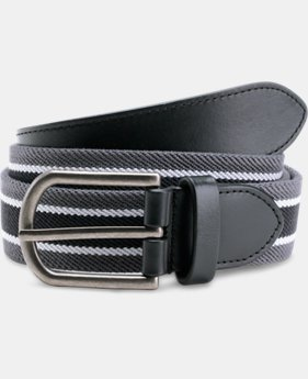 Men's UA Performance Stretch Belt  4 Colors $34.99