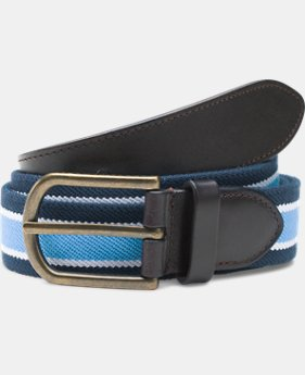 Men's UA Performance Stretch Belt  2 Colors $22.49