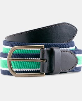 Men's UA Performance Stretch Belt  2  Colors $20.99 to $26.99