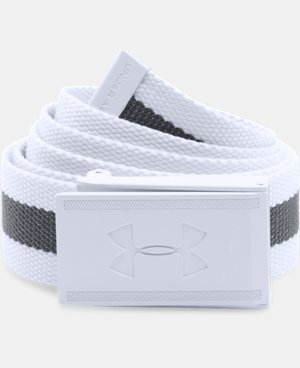 New Arrival  Men's UA Range 2 Webbing Belt  1 Color $29.99