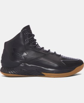 Men's UA Curry Lux Basketball Shoes   $129.99
