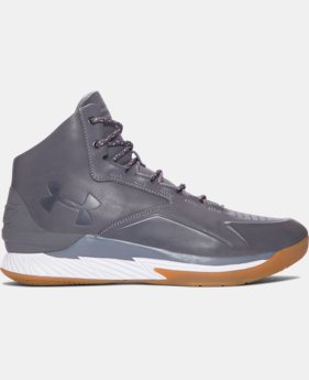 Men's UA Curry Lux Basketball Shoes  1 Color $77.99 to $97.99