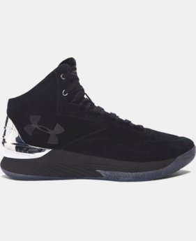 Men's UA Curry Lux Basketball Shoes  1 Color $134.99