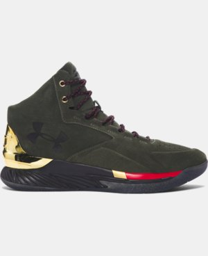 New Arrival Men's UA Curry Lux Basketball Shoes LIMITED TIME: FREE U.S. SHIPPING  $129.99