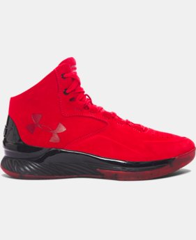 New Arrival  Men's UA Curry Lux Basketball Shoes LIMITED TIME: FREE SHIPPING  $179.99