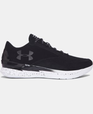 Men's UA Curry Lux Low Basketball Shoes   $169.99